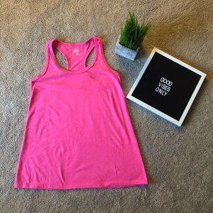 Tops - Pink Athletic Tank